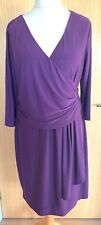 Kaliko Ladies Dress 18 Party Event Smart Occasion Work Stretchy Flattering New