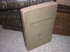 1885.Monseigneur Postel, sa vie et ses oeuvres
