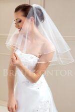 Kurze Brautschleier