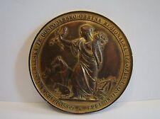 Medaille Kroatien Ausstellung Osijek 1889 Landwirtschaft / Industrie