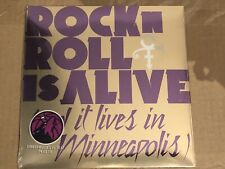 2019 Minnesota Timberwolves Prince Rock N Roll is Alive 7-Inch Vinyl