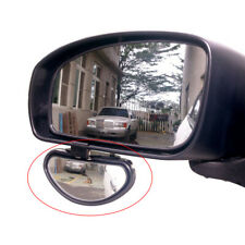 Car Safety Vehicle Side Blindspot Blind Spot Mirror Wide Angle View - Universal