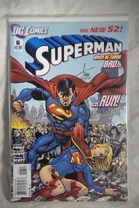 DC Comics Superman (The New 52) Issue#6