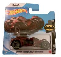 MATTEL Hot Wheels  BATMAN ARKHAM KNIGHT BATMOBILE  1/5