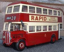 Corgi Diecast Buses with Stand