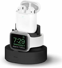Charging Stand For  Dock For  Apple Watch  Series 5 4 3 2 1  and Iphone 2 in 1