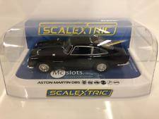 Voiture Scalextric C4029 Aston Martin Db5 - Black