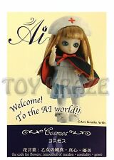 JUN PLANNING AI BALL JOINTED DOLL COSMOS Q-706 FASHION PULLIP GROOVE INC NEW