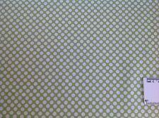Print fabric(spotty negative-green)  Per Metre