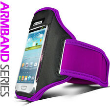 SPORTS ARMBAND STRAP POUCH CASE COVER FOR VARIOUS BLACKBERRY MOBILE PHONES