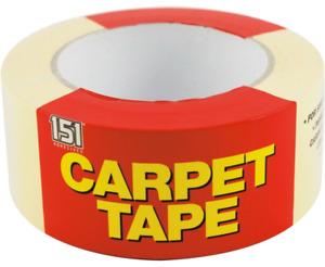 151 Carpet Tape 48mmx25m Floor Tape Adhesive Tape Double Sided Multipurpose Tape