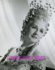 "NORMA SHEARER 8X10 Lab B&W Photo '38 ""MARIE ANTOINETTE"" Bejeweled Grace Portrait"
