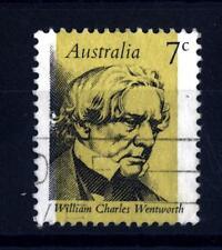 AUSTRALIA - 1973 - Personalità: William Charles Wentworth, statista ed esplorato