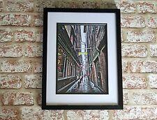 Charles Rennie Mackintosh Lighthouse A3 sized Framed Print