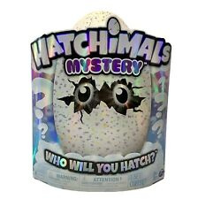 Collectable Hatchimals Mystery Egg - Who Will You Hatch? - Electronic Pet Toy
