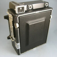 GRAFLEX CROWN GRAPHIC SPECIAL 4X5 PRESS/VIEW CAMERA XENAR 135 MM