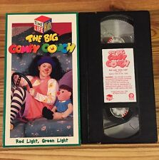 The Big Comfy Couch (VHS, 1996) Red Light Green Light, Loonette Molly Doll