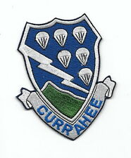 """#122 Us Army 506Th Band Of Brothers Patch """"Currahee"""""""