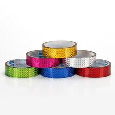 Farben Glitzernde Bänder Holographische funkelnde Rhythmische Gymnastik SS