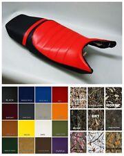 HONDA CBR600F Seat Cover 1987 1988 1989 1990  RED & BLACK or 25 COLORS (E/PS/W)