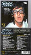 PAUL McCARTNEY Oobu Joobu Vol.1 & 2>>CD