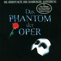 MUSICAL HAMBURG - DAS PHANTOM DER OPER CD NEUWARE!!!!!!