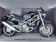DUCATI monster S4 Black - New-Ray 1:12 Scale Model 43693