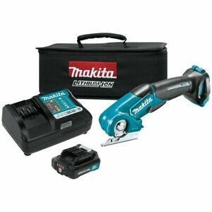 Makita PC01R3 12-Volt 1/4-Inch 2.0Ah Multi-Purpose Cordless Multi-Cutter Kit