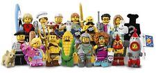 LEGO MINIFIGURES serie 17 - COMPLETA 16 minifigure - codice 71018 -