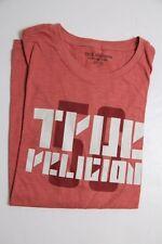 True Religion Men Small  Logo  Shirt 2XL XXLarge XXL made in USA