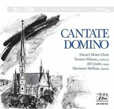 Cantate Domino + + UHD-CD + + First Impression Music + Nuovo + + OVP