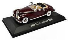 Voiture modèle réduit collection 1/43ème Mercedes 300 SC 1956