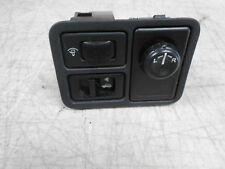 2004 Nissan Sentra Trunk pop switch power mirror switch trim bezel