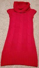 Red jumper dress size 8 ~ next day dispatch