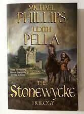 PB381,  The Stonewycke Trilogy by Michael Phillips & Judith Pella