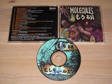 The Molecules CD - Morokyu / Sento YU-3 Neuf
