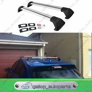 Aerodynamic Alloy Cross Bar Roof Rack for MAZDA 3 2009 - 2012 Sedan And Hatch