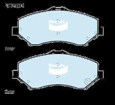 Brake Disc Pad Set Front Bendix DB2002 4WD For CHRYSLER DODGE JEEP