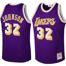 555a2c37e11 Magic Johnson NBA Fan Jerseys for sale   eBay