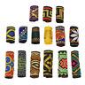 15 PCS Embroidery Dreadlock Beads Hair Braid Dread Fabric Tibetan DIY Jewelry US
