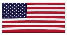American Flag USA Beach Towel - 100% Cotton
