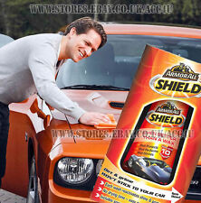 ArmorAll Armor All Shield Liquid Car Polishing Wax With Pad & Microfibre Cloth