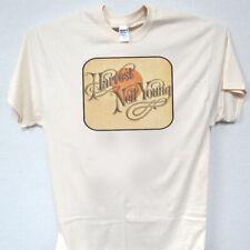 NEIL YOUNG, Harvest, Cool Art, Ivory T-Shirts SZ: S-5XL, T-1682 L@@K