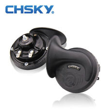 12V Loud Car Klaxon Horn Parts Loudnes 129db Waterproof Dustproof Teflon Coating