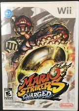 Mario Strikers Charged (Nintendo Wii, 2007)CIB