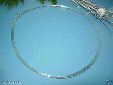 Collane e pendagli di lusso collier argento