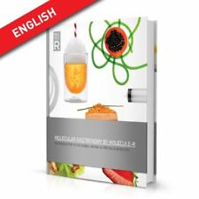 Molecule-NEW R Molecular Gastronomy COOKBOOK 40 New Recipes Culinary Hardback UK