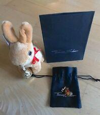 THOMAS SABO LINDT Anhänger Charm Hase Bunny Rabbit + Stoffhase NEU NEU !!