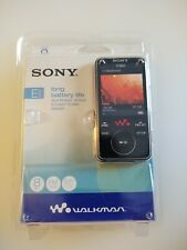 Sony E Series Walkman Model # Nwz-E438F 8Gb Sealed