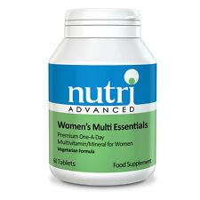 Nutri Avanzado Para Mujer Multi Essentials 60 comprimidos